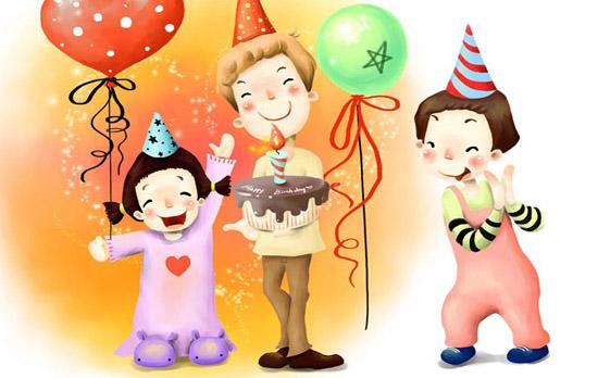 三作文漫画年级:我的生日_三双语英语_沪江小保健室调教超s眼镜年级与图片