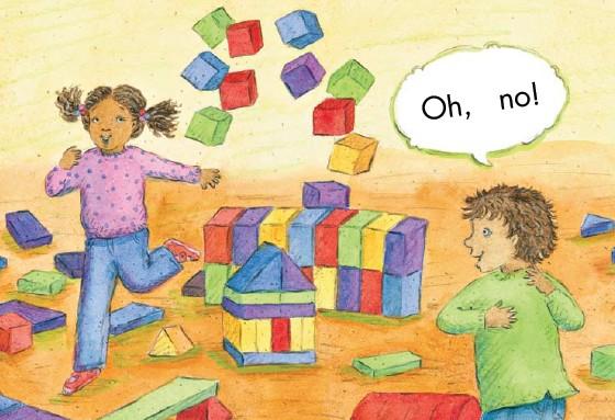 编辑点评: 英语的学习贵在平时点点滴滴的积累,阅读是闲暇时间帮助语言积累的一个好方法,英语绘本作为一种图文并茂的阅读材料,是十分利于孩子记忆学习的,在此我们为大家整理准备了一些简单的小绘本,供一年级的孩子学习。