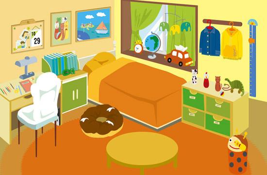 三年级双语作文:我的新房间_三年级英语_沪江 : 中三 英語 : 英語