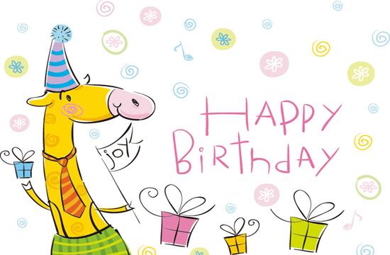 Module 7 Birthday Unit1 Happy birthday 一、 教学准备与分析 1、教学内容 学生用书:第七模块第一单元 活动1、2、3、第三单元 活动3 活动用书:第七模块第一单元 活动1、2、3、4、 2、教学目标 2.1技能与知识目标 A.基本要求 基本能听懂、会说词汇happy, birthday, cake 基本能听懂、会读并灵活运用Here's your ….