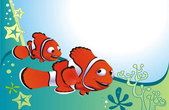 【少儿双语阅读】小金鱼