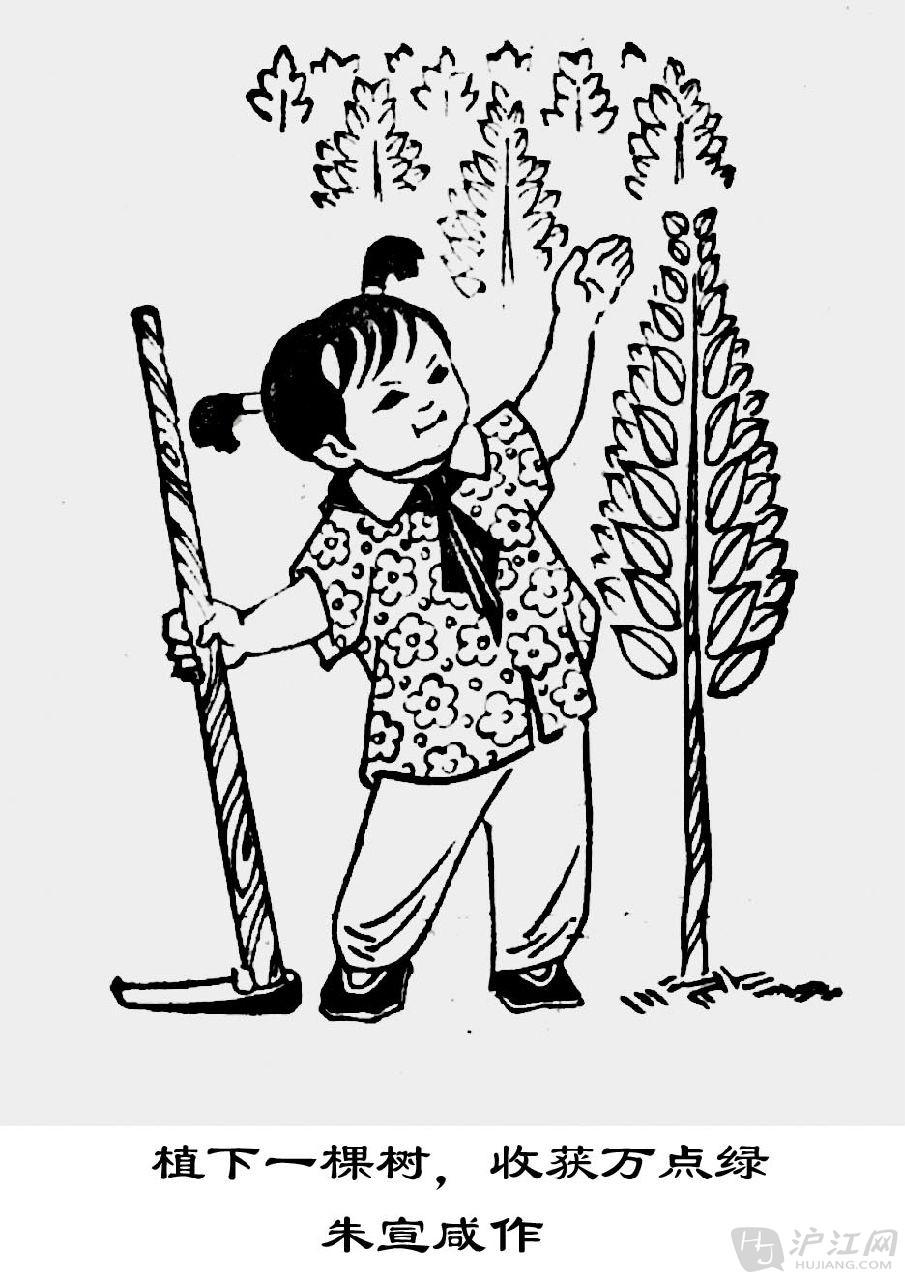 小学生植树节作文:植树节