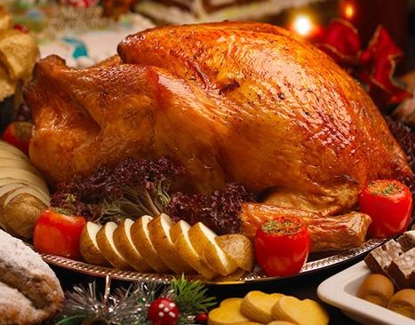 圣诞节吃什么