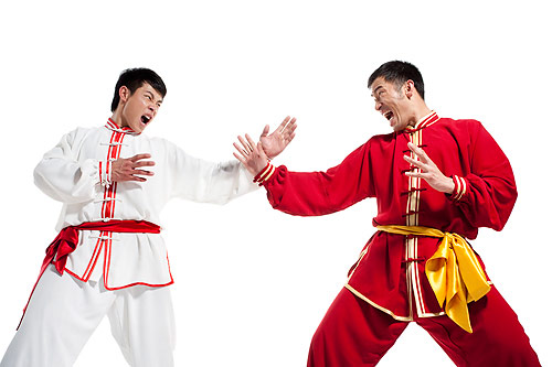 Chinese kung fu (Gongfu), or Chinese martial art, is a sport peculiar ...