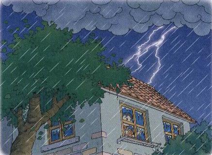 雷雨之晨随吟 - 火焰 - 火焰的博客
