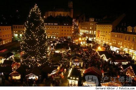 德国圣诞节:德国五大特色圣诞市场
