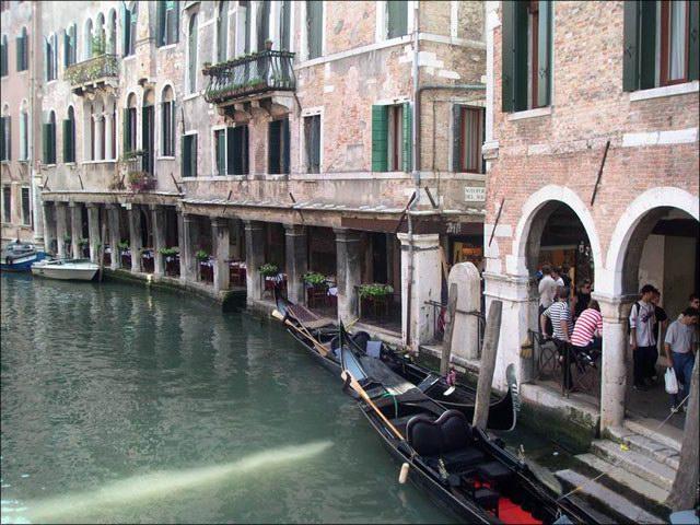 威尼斯河道
