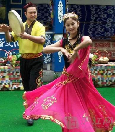 维吾尔族舞蹈