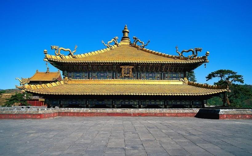 中国特色建筑