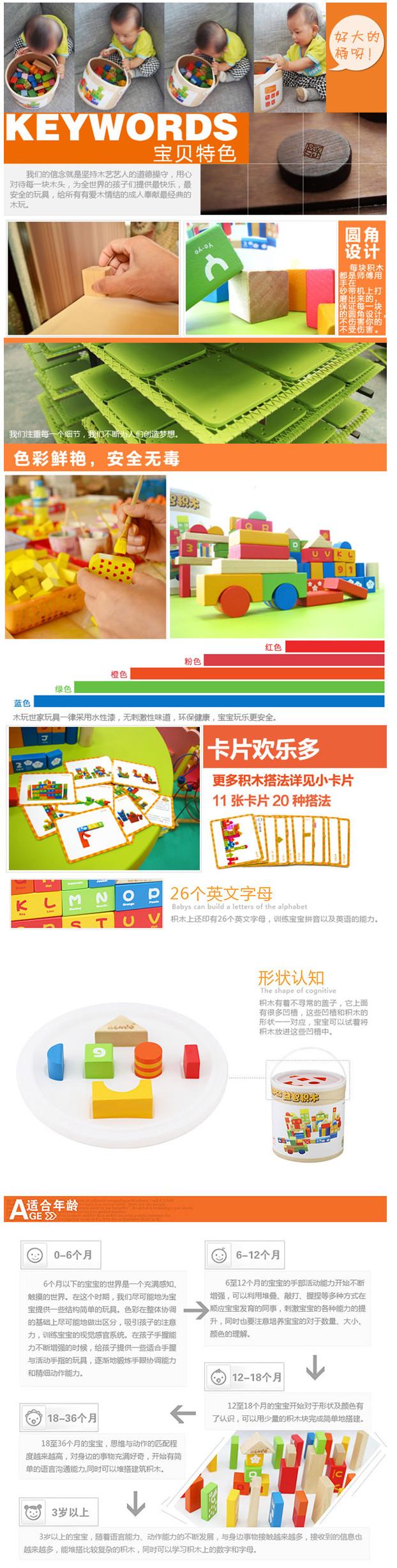 上海实体专柜款首次网售:木玩世家80粒积木优惠开团!(转载) - 快乐一兵 - 126jnm5626 的博客