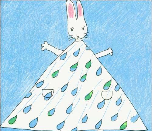 简易幼儿裙子设计图