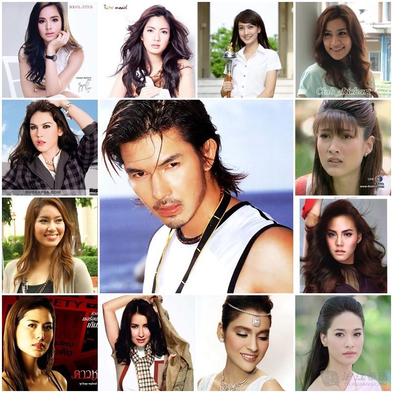 女人 阿提/曾出演过《爱的被告》、《最后的救赎》等知名电视剧的泰国当红...