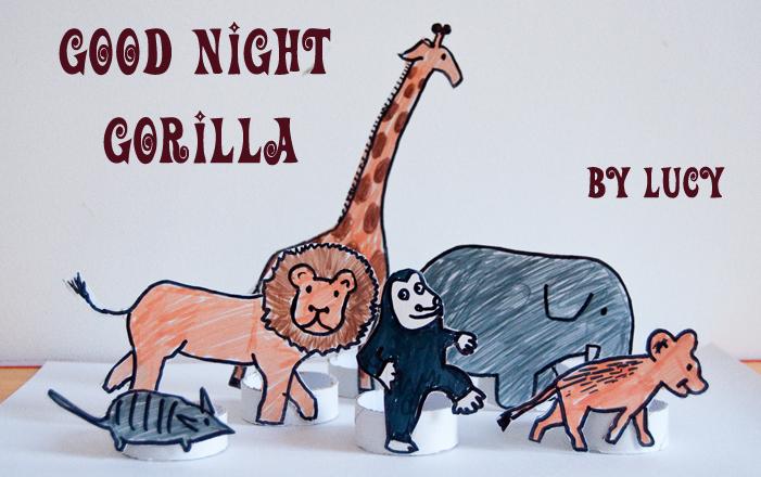 晚安大猩猩(四):动物笼子大比拼