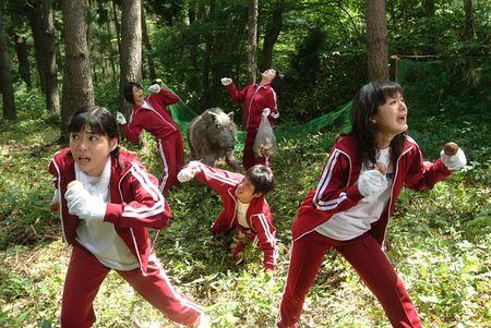 圣诞节 日本电影《摇摆少女》推荐