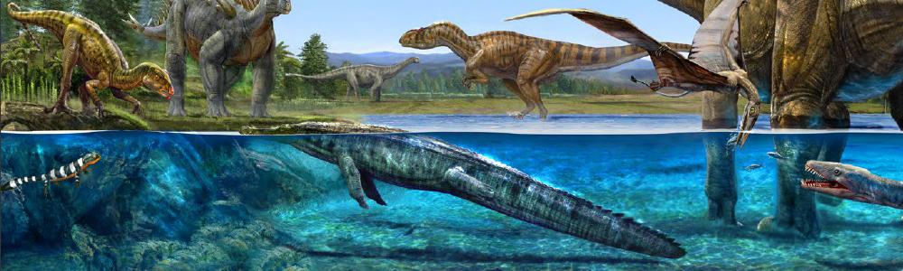 蜥脚类恐龙:有史以来最大的陆生动物