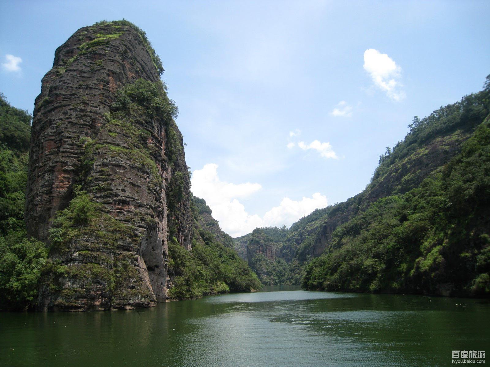 国庆旅游必备5a级景区全名单:福建(6家)