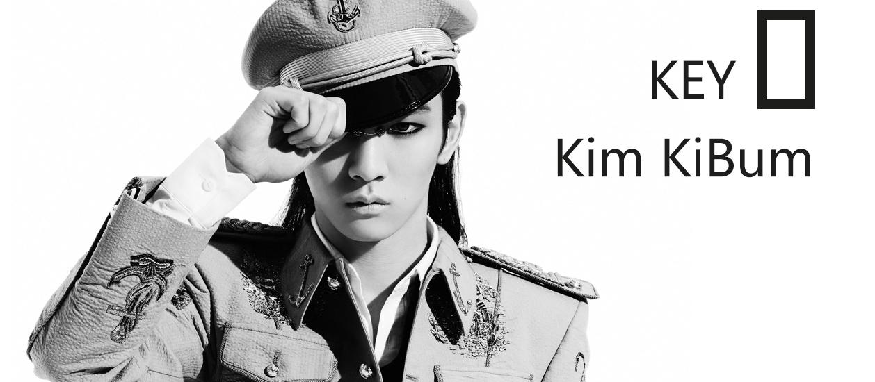 SHINee成员——KEY(1991年09月23日)