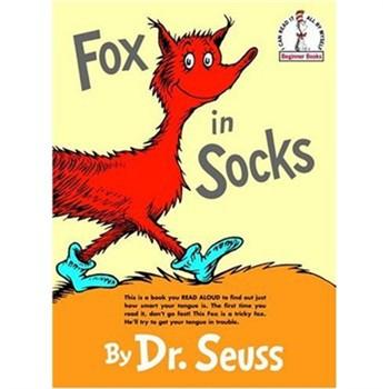 穿袜子的狐狸