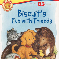 Biscuit's Fun with Friends