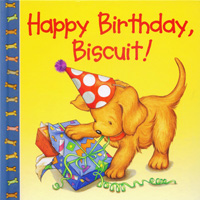 Happy Birthday Biscuit