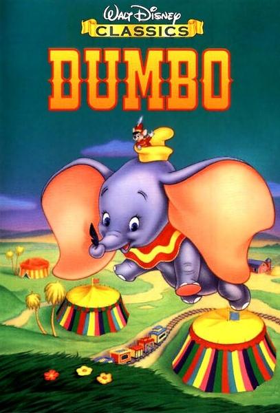 迪士尼动画电影:小飞象
