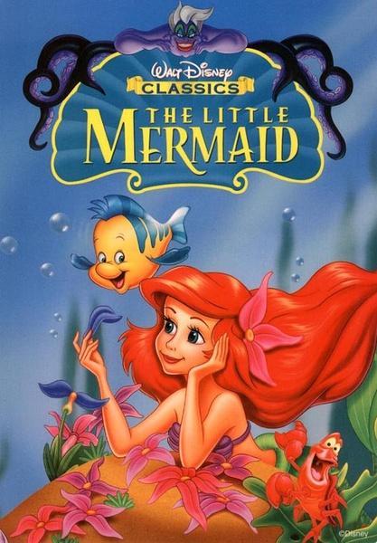 迪士尼动画电影:小美人鱼