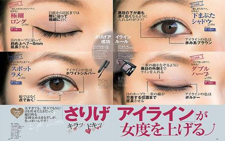 男士眼影画法步骤图解
