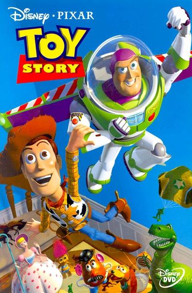 迪士尼动画电影:玩具总动员