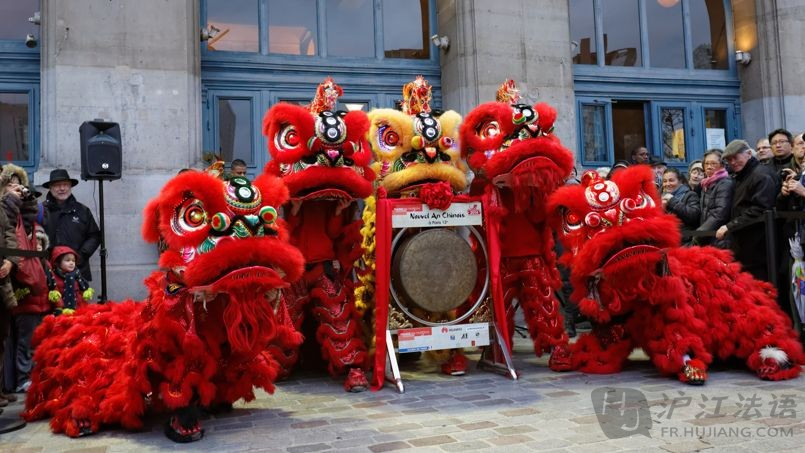 从北京到巴黎:看世界各地如何过春节_新闻时讯