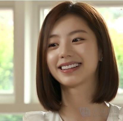 2014韩国女生短发发型风潮――冬季