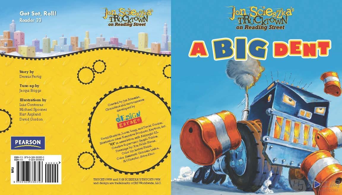 a big dent【汽车镇的故事k级】-打印版式