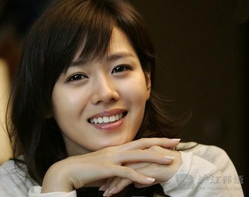 2013最新韩国十大美女明星排行榜