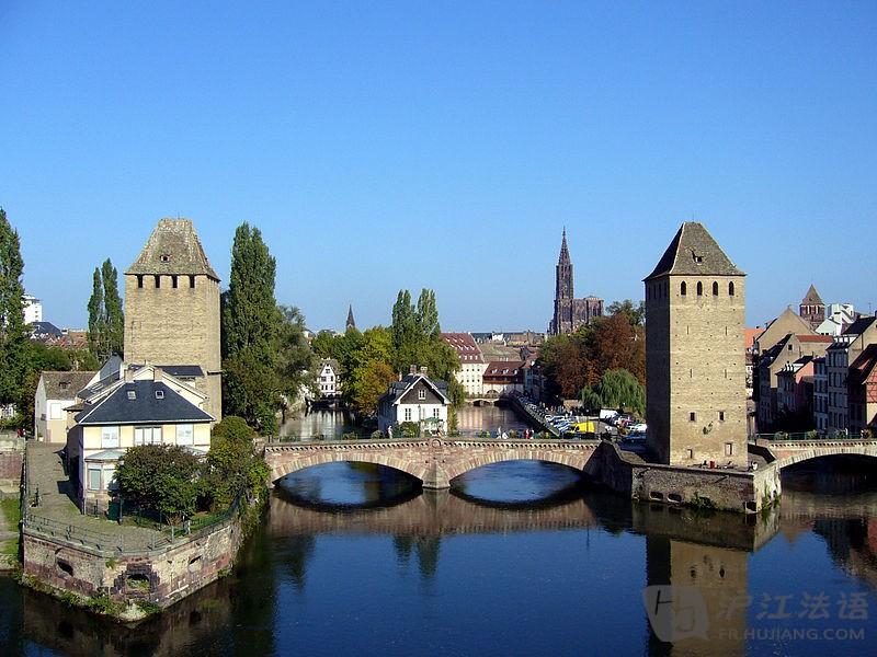 世界遗产名录上的法国:斯特拉斯堡大岛