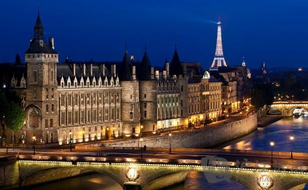 世界遗产名录上的法国:巴黎和塞纳河畔