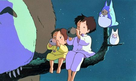 宫崎骏动画电影《龙猫》推荐