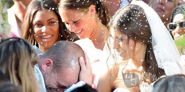 有趣习俗:法国人结婚要扔大米