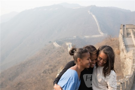 职场心态法则_美国第一夫人米歇尔中国旅游日