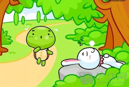 沪江育儿每日精选 双语绘本 龟兔赛跑 下载