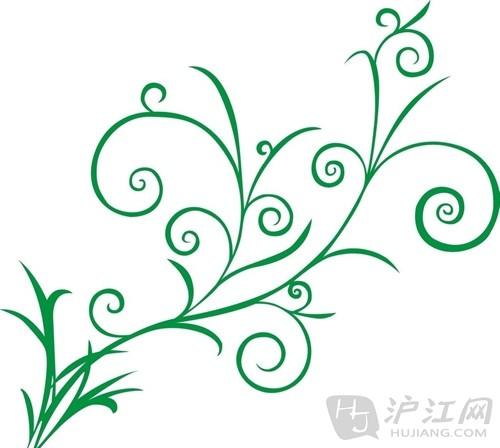 手抄报设计中也经常会用玫瑰花来做手抄报花边装饰