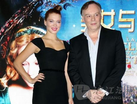法国电影《美女与野兽》揭幕北京国际电影节