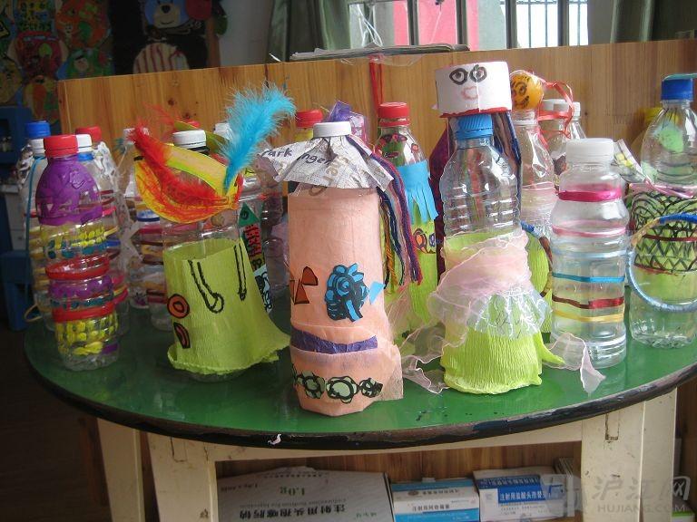 矿泉水瓶手工制作图片欣赏