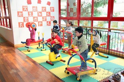 上海市虹口区幼儿园:2014年西街幼儿园招生