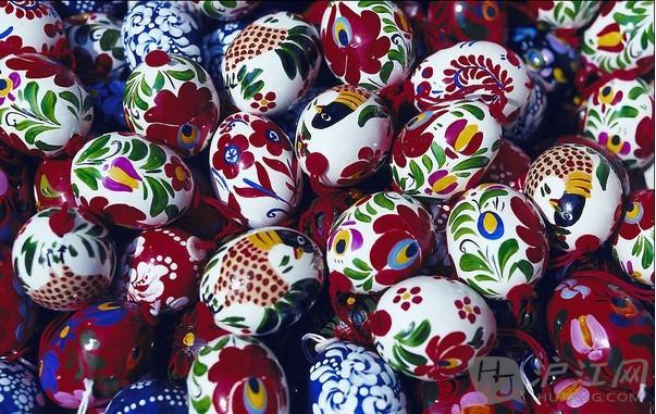 鸡蛋壳手工制作图片集锦
