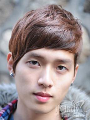 2014最新图片韩国千金发型时尚-打印发型-沪男生短发版式戚薇夏家三图片