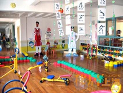 虹口区重点幼儿园:2014年东余杭路幼儿园招生信息