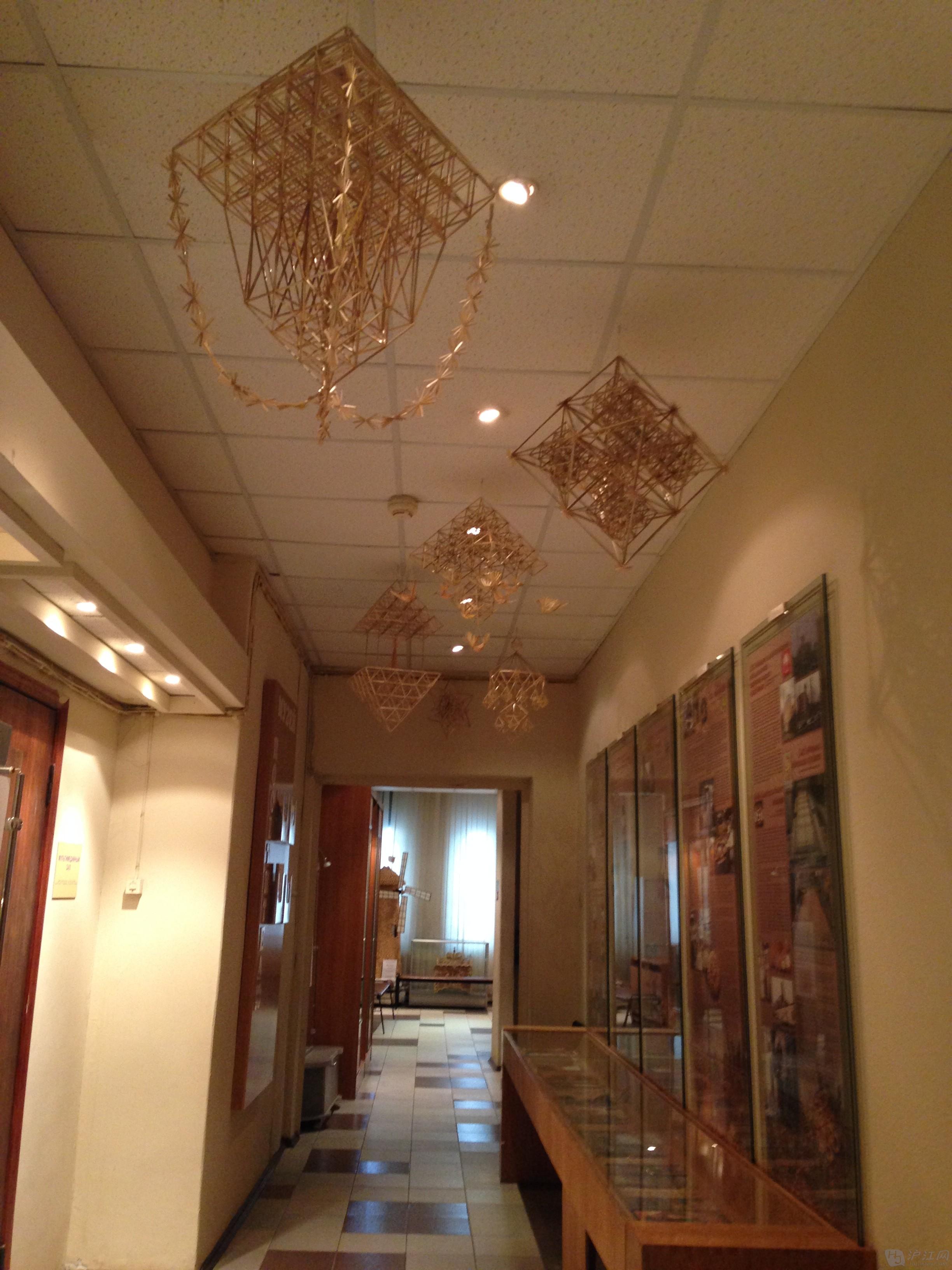 超级可爱的圣彼得堡面包博物馆