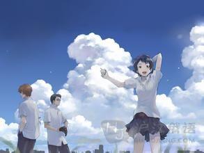 日本动漫《穿越时空的少女》俄语版视频