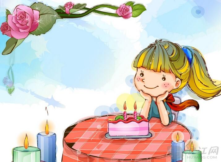 Детские картинки с тортами