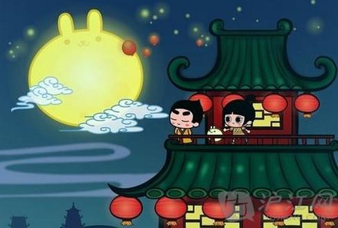 中秋节的诗句 十二时 秋夜