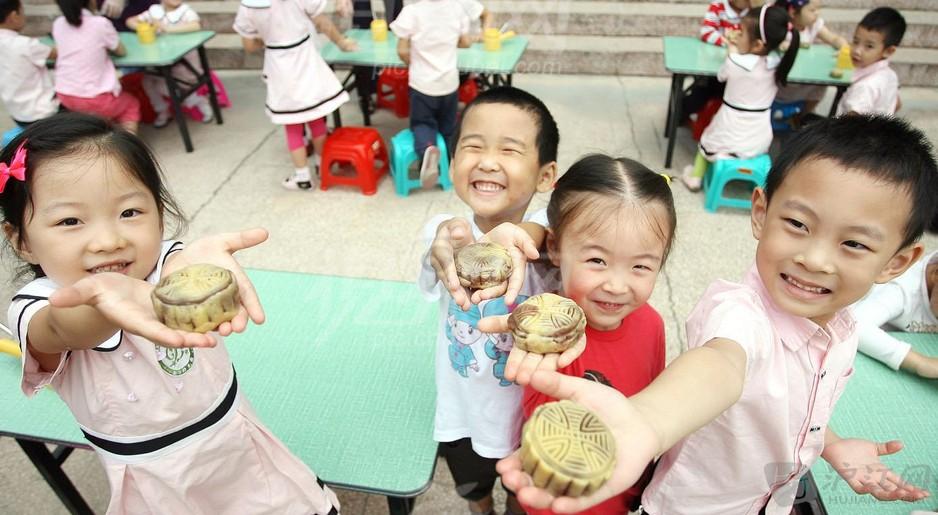 2014年幼儿园中秋节活动方案